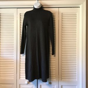 AGB Sweater Dress Sz Small Gray NWOT
